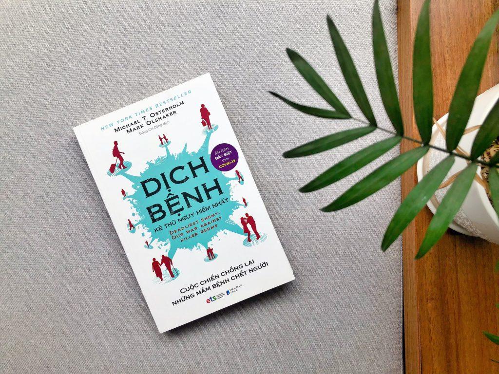 """Review độc giả: """"Dịch bệnh"""" cuốn sách hay nhất tôi đọc được trong năm nay"""