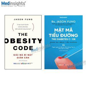 Combo sách Mật mã sức khỏe