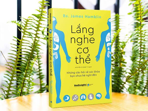 Ban biên tập xin trân trọng giới thiệu đến bạn cuốn sách Lắng nghe cơ thể