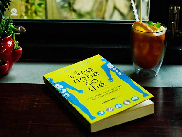 {Review sách} Lắng nghe cơ thể – Cuốn sách dẫn dắt khám phá cơ thể