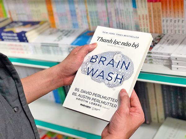 {Review sách} – Thanh lọc não bộ