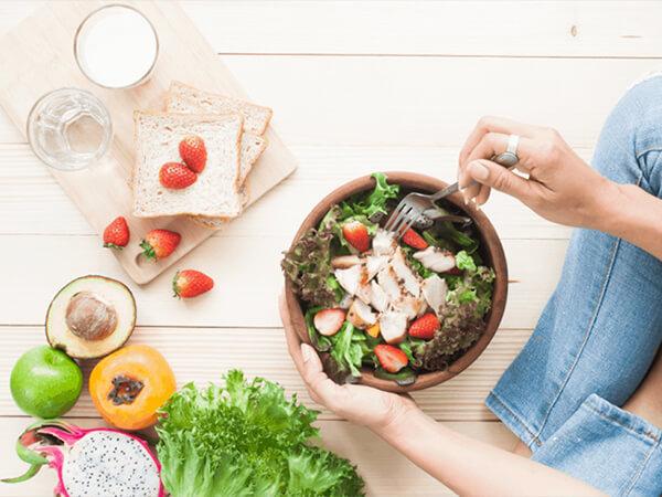 Tại sao ăn theo chế độ Kanon lại giúp giảm cân?