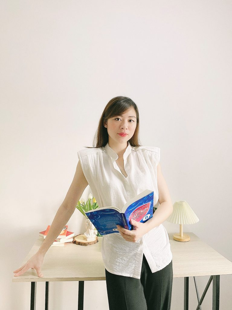 Review sách Vắc-xi của Mẹ Min – Thuong Thuong Pham