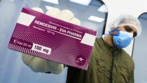 Ngày 24/09, Thuốc Remdesivir giúp giảm đáng kể nguy cơ nhập viện ở bệnh nhân có nguy cơ cao với COVID-19