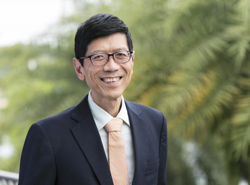 Giáo sư Tan Chorh Chuan (Nguồn; Bộ Y tế Singapore)