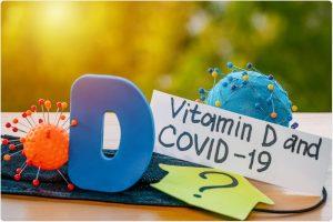 Vitamin D giúp chống lại tình trạng bệnh nghiêm trọng và tử vong do Covid 19